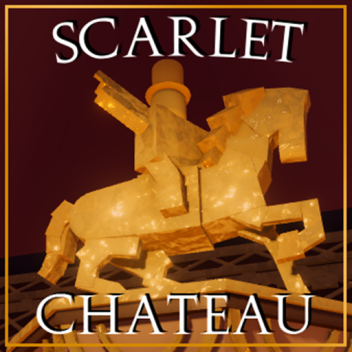 The Scarlet Chateau (WIP 95%) Build Showcase