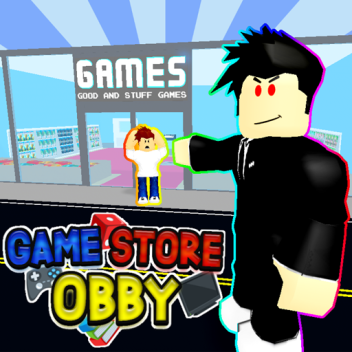 Escape the Game Store Obby