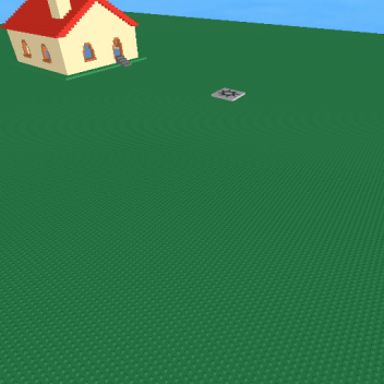 Stand On Baseplate And Do Nothing